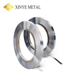 C7521 C75200 CuNi18Zn20 Copper Nickel Alloy Strip