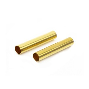 Large Diameter Flat Wall Brass Tube Pipe