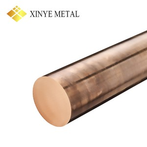 High Quality High Purity Tellurium Bronze Rod