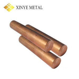C14500 High Purity Tellurium Bronze Rod