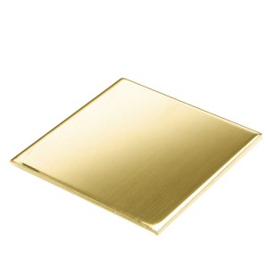 C27400 0.5mm Thickness Brass Plate Sheet Price