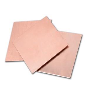 2mm Copper Sheet