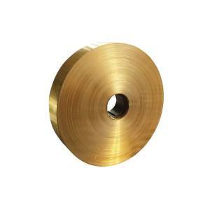 High Quality Brass Strip Coil Price