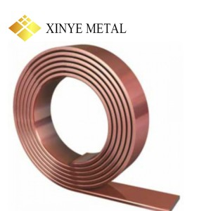 C17200 High Quality Beryllium Copper Strip Coil