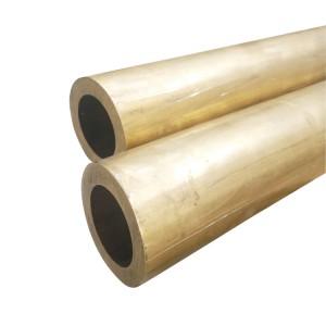 Cheap Custom Brass Pipe Tube