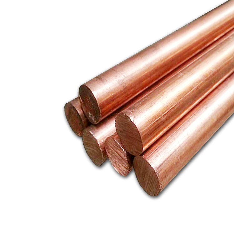 Customized Copper Round Bar from China Featured Image