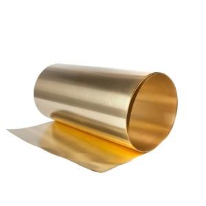 Cheap C26000 C23000 Brsss Foil Rolls