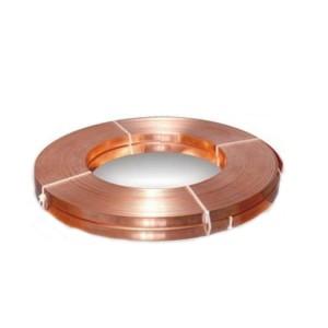 99.9% C1100 Copper Brass Strip Coil