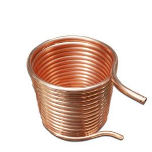 C1100 T2 copper pipe tube