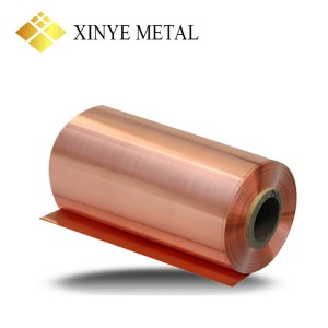 C14415 Copper Bronze Strip for Frame Materials