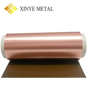 High quality cheap copper foil