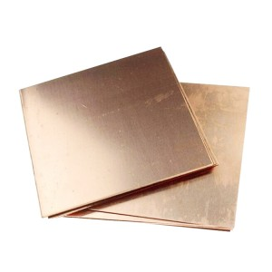 Pure Copper Sheet Thickness 5mm prices 4ft x 8 ft