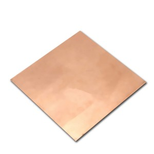 High Conductivity Thick Copper Sheet Plate Price
