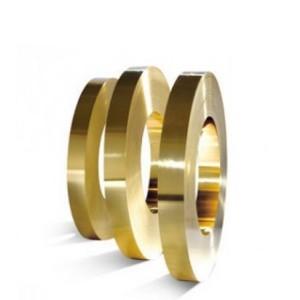 C2300 C2400 Brass Edging Strip Coil