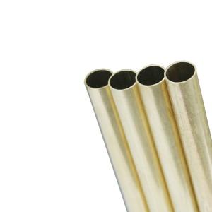 Large Diameter Brass Tube Pipe