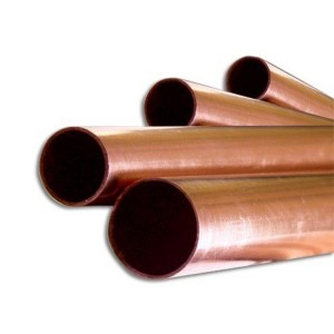 price of large diameter pure copper tube coil
