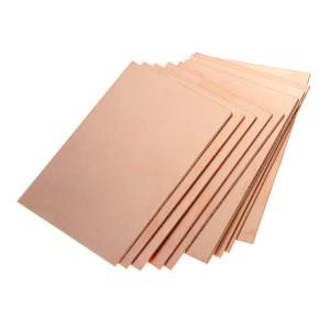C1220 Decorative Customized Copper Sheet
