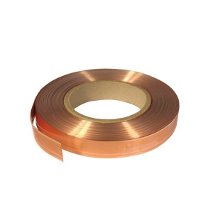 99.9% C1100 Copper Brass Strip Coil