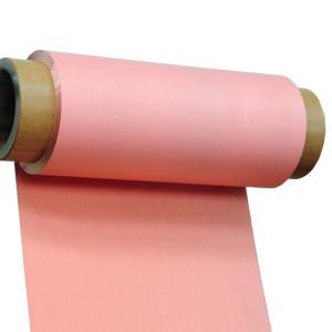 High Quality 9um Thin Red Copper Foil