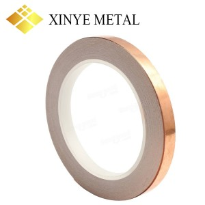 C11000 High Quality 99.97% High Purity Rolled Copper Foil Tape