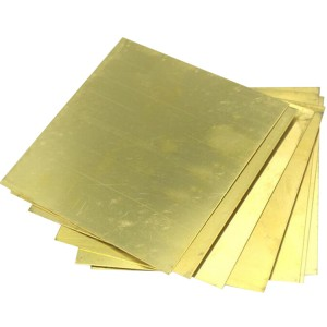 C2680 Yellow Brass Sheet Price