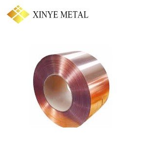 C194 Copper Strip Coil for Frame Materials