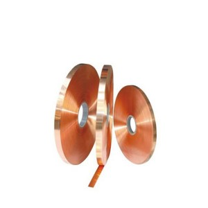 High Quality 0.2 mm Thick Copper Foil Tape
