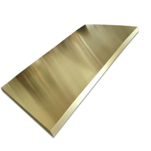 H65 Cheap Bright Surface Brass Plate Sheets