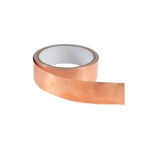 Customized Copper Strips Cooper Coil