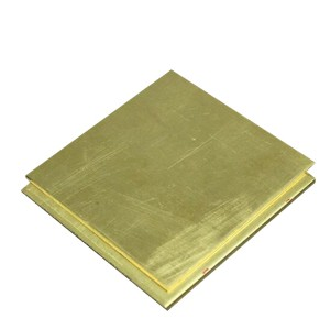 H90 Cheap Brass Plate Sheet Price
