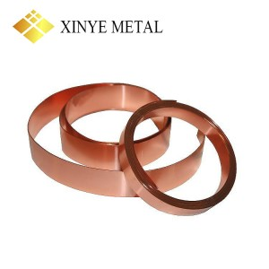 C18070 High Quality Chromium Zirconium Copper Strip