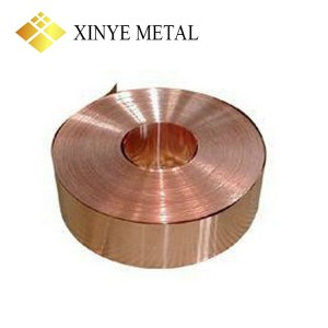 C18400 High Quality Chromium Zirconium Copper Strip