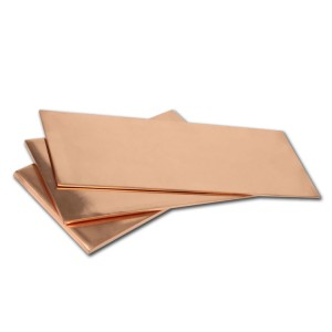 copper sheet 3mm thick plate