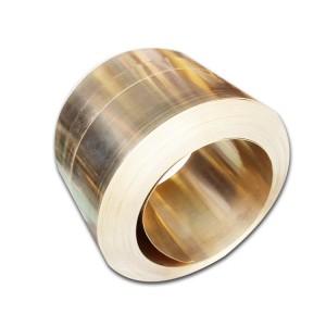 C27400 C2720 Brass Strip Coil for Keys