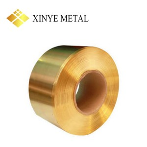 C41100 HSn90-1 Tin Brass Strip Price