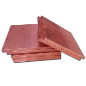 copper plate copper sheet