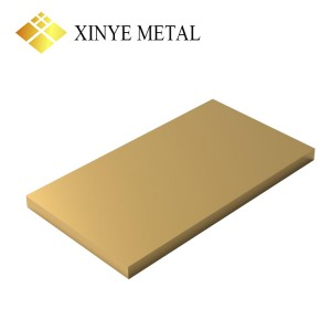 C46200 HSn62-1 High Quality Tin Brass Sheet Plate Price