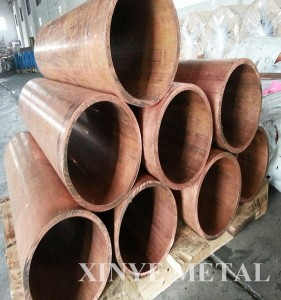 copper tube copper pipe for industrial price per kg