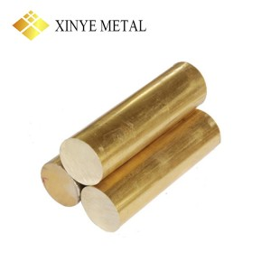 Silicon bismuth brass bar rod